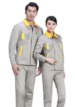 冬季防静电服的工作原理是什么-